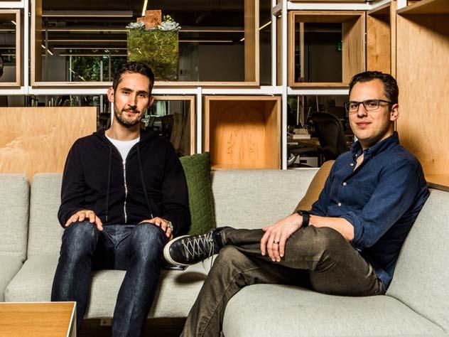 Кевин (слева) и Майк (справа) решили уйти из компании