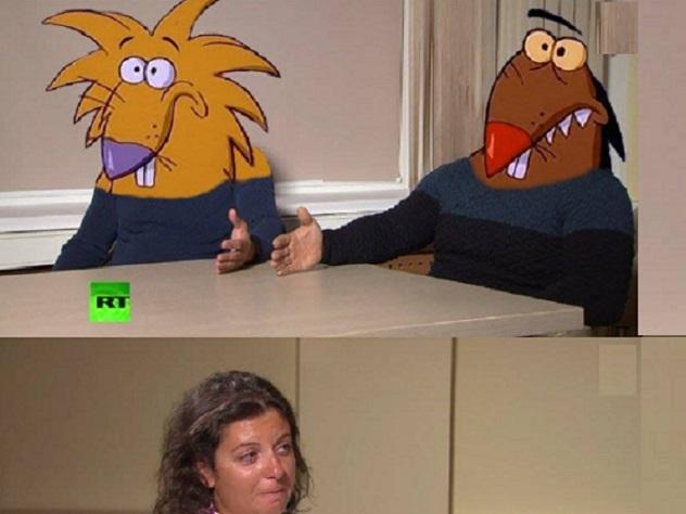 Мемы про Петрова и Боширова