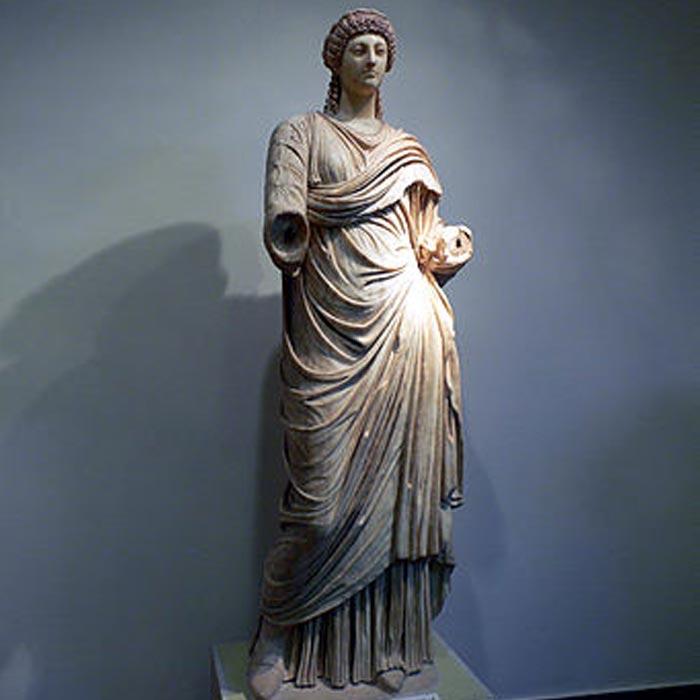 Помпея Сабина, жена Нерона.