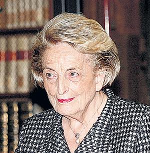Г-жа Магерини первой подметила признаки болезни