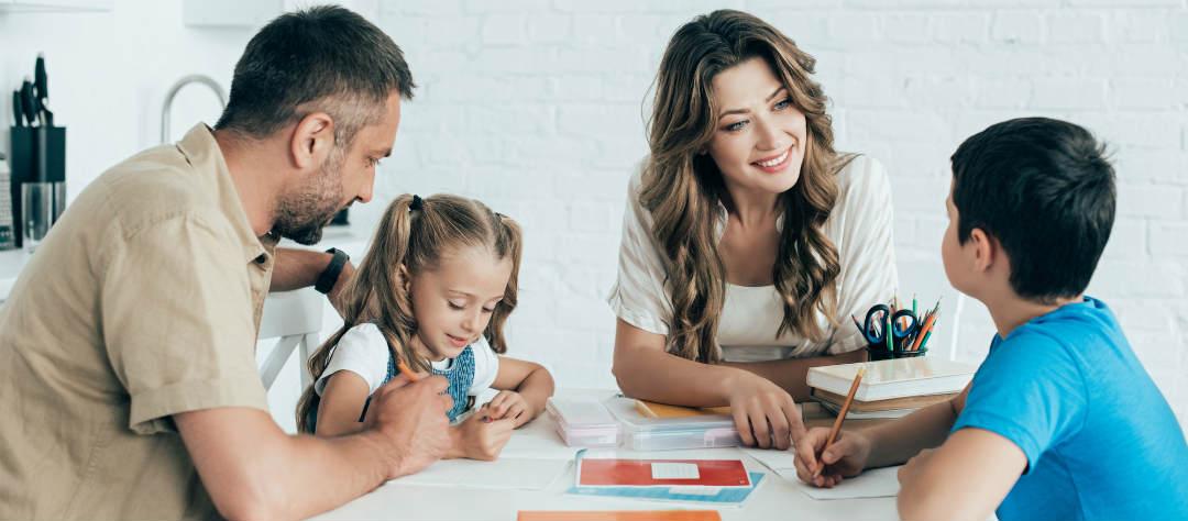 Домашнее обучение ребенка