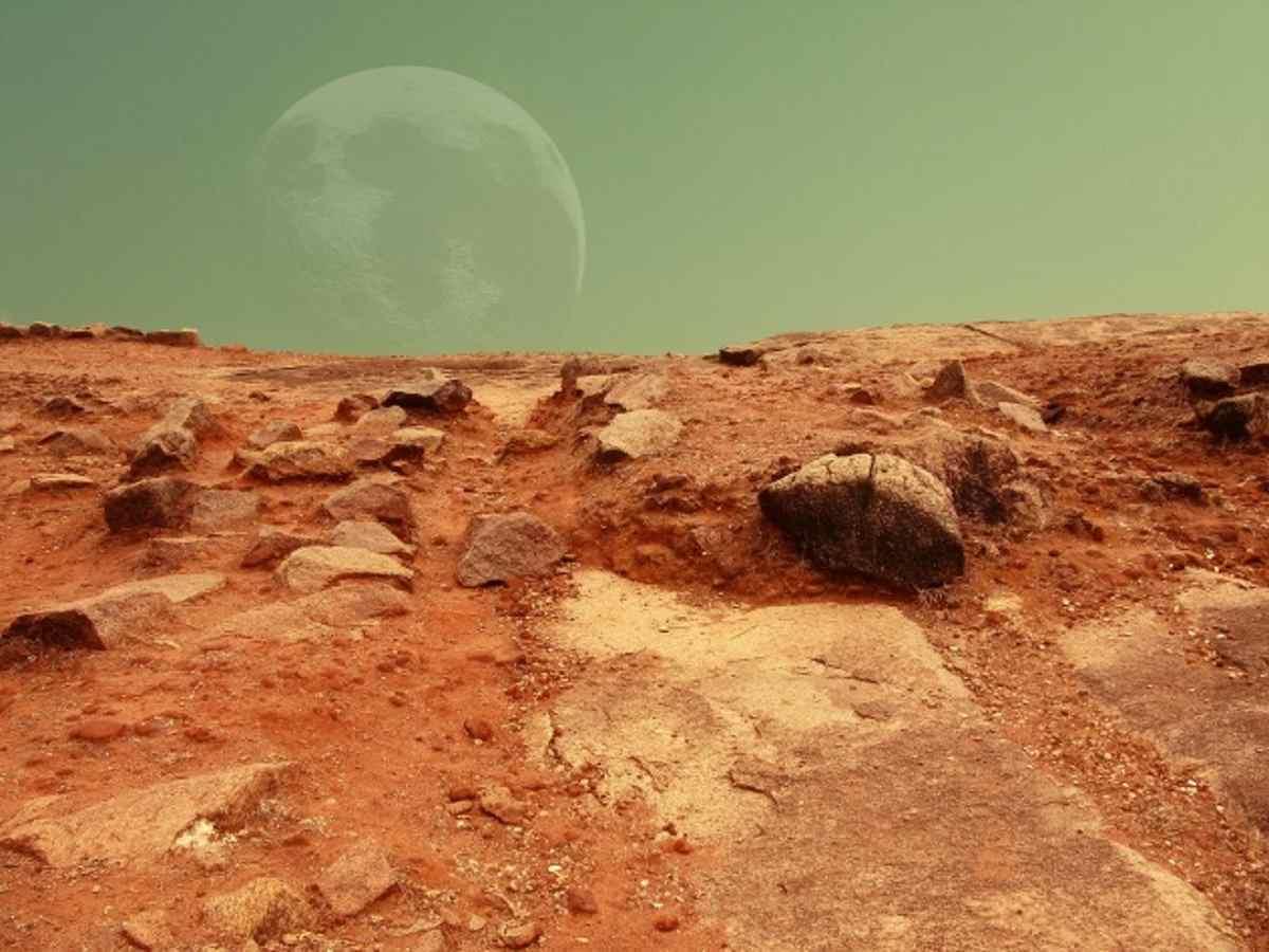 Аппарат Perseverance прибыл на Марс, чтобы найти следы прошлой жизни