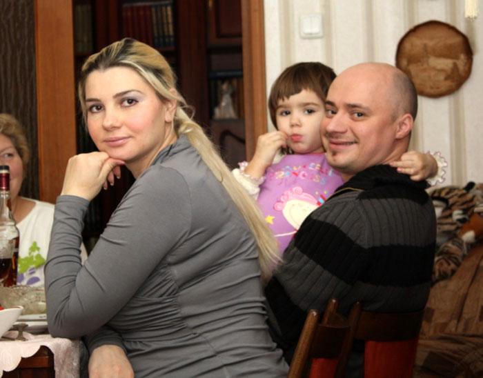 Предполагаемая внучка Бартошека - Наталия Логуш