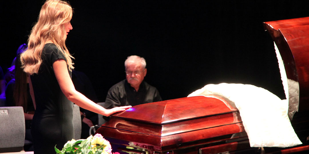 Прощание с Александрой Назаровой