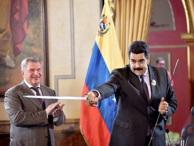 Венесульская нефть и российский интерес