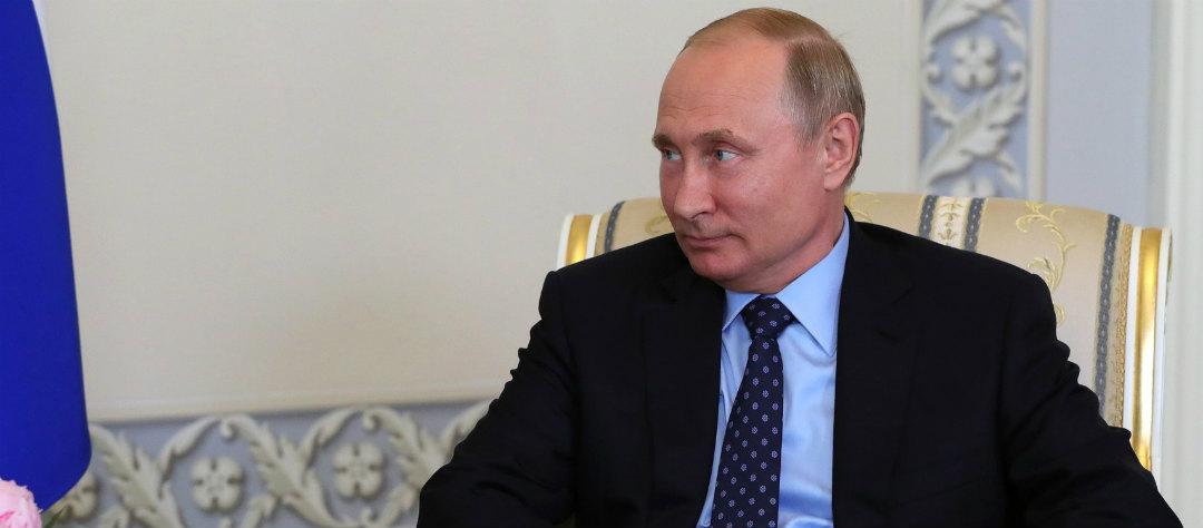 Новости о Владимире Путине