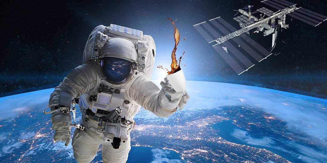 Что пьют в космосе?