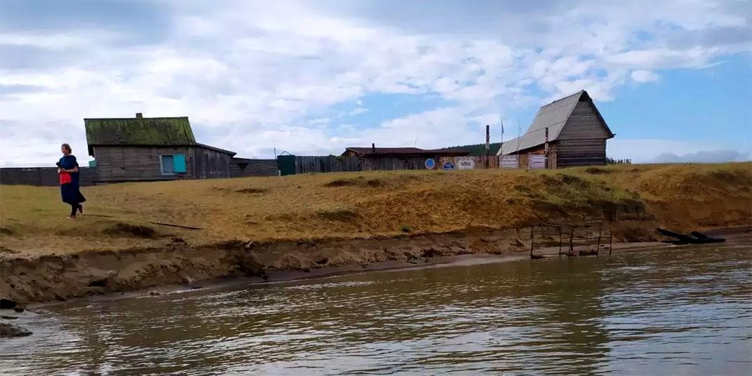 Жителей Песчаной попросили освободить дома, в которых они прожили много лет