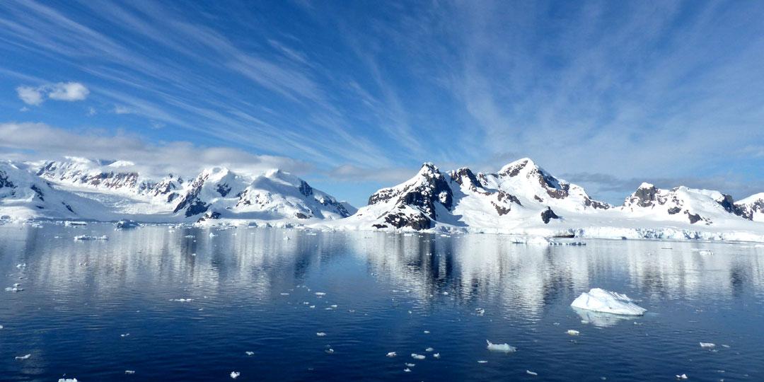 Какие тайны скрывает Антарктида. Фото: Pixabay.com