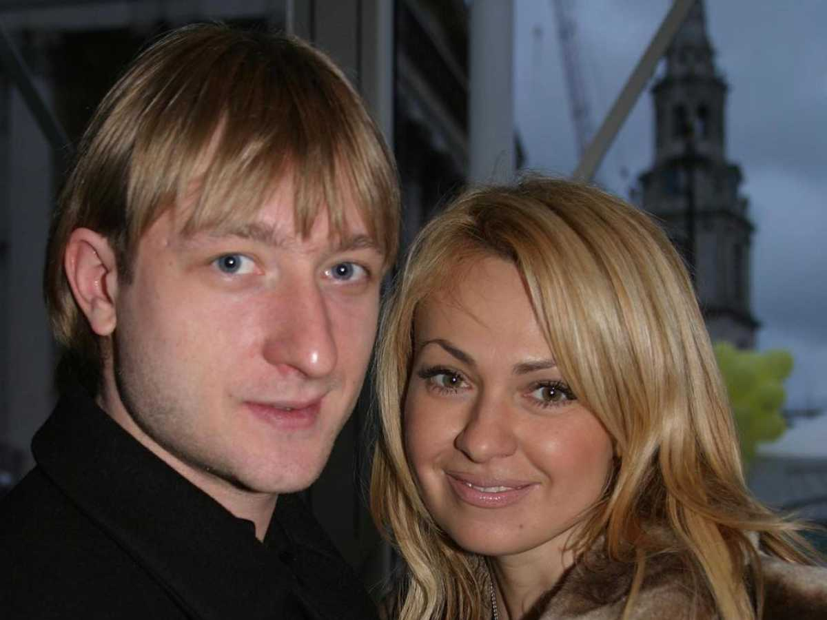 Яна Рудковская рассказала об удивительной встрече с Плющенко