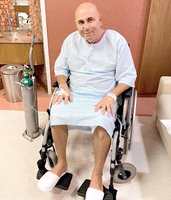 Тяжело переболев ковидом, Пригожин посоветовал всем немедленно сделать прививку