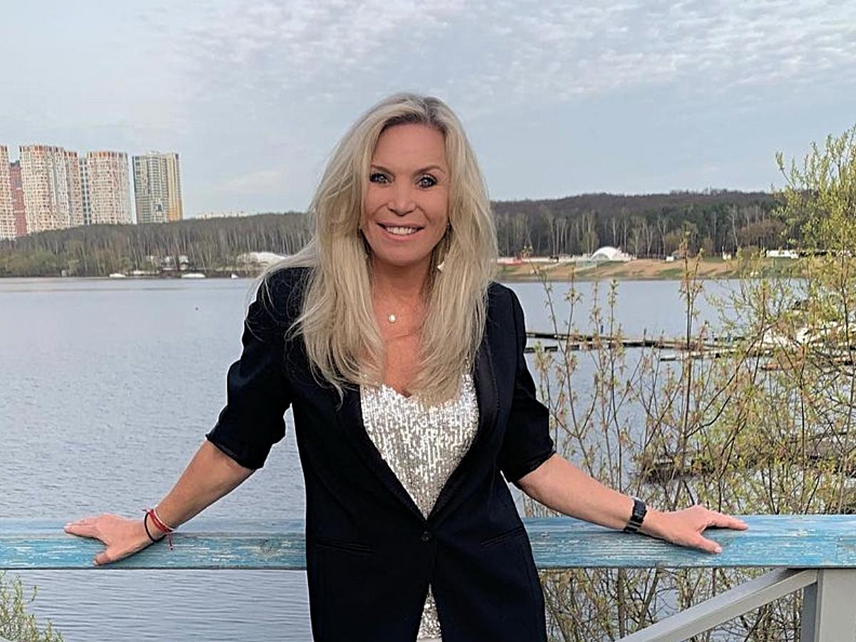 63-летняя Марина Юдашкина показала свои огромные тыквы