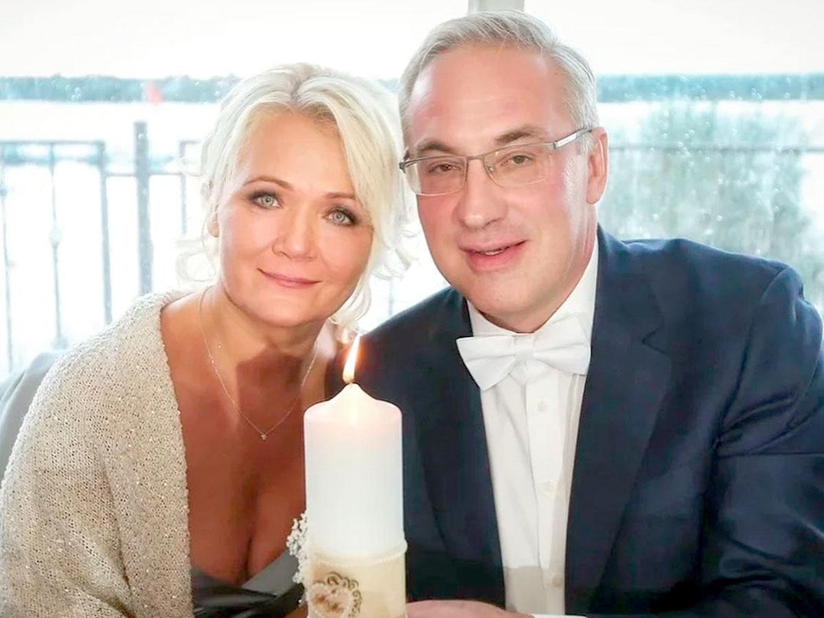 Новая жена овдовевшего Норкина стала хозяйкой его крымского особняка